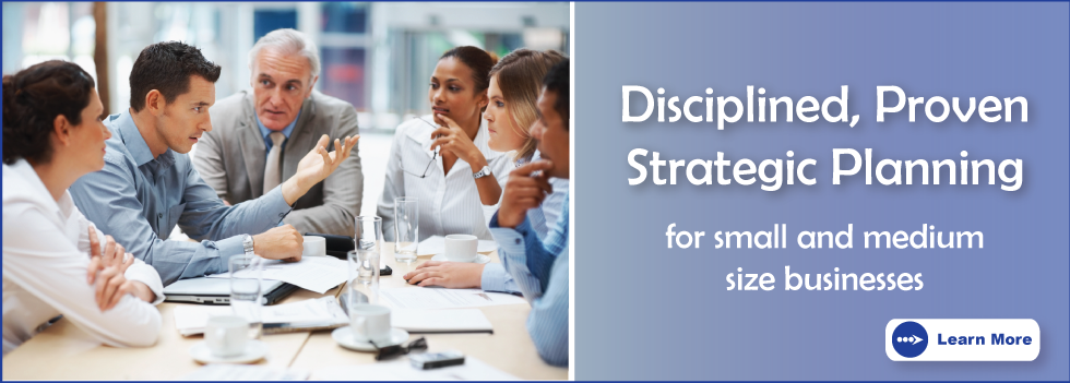 Proven strategic planning program